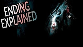 THE DESCENT (2005) Ending & Alternate Ending Explained!
