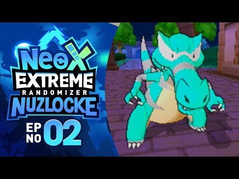 NO WAY WE MISSED A HUGE ENCOUNTER - Pokemon Neo X EXTREME Randomizer Nuzlocke #02