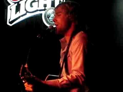 Adam Gregory *Live*- Only Know I Do