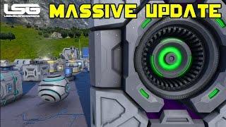 Space Engineers - Massive Update New Models !!!!