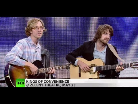 Kings of Convenience play Cayman Islands exclusively for Pri