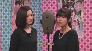 Download Video [Eng Sub] Kayano Ai and Mao use the Dummyhead to give you a good night kiss (ᴗ ͜ʖ ᴗ) MP3 3GP MP4