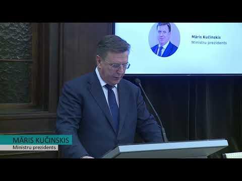 Nacionālais kapitāla tirgus, Māris Kučinskis, 1.dec., 2017