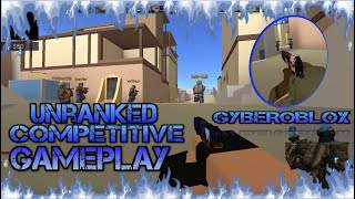 Roblox Counter Blox Unranked Competitive Full Gameplay #2