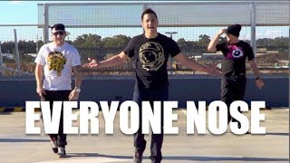 Repeat youtube video EVERYONE NOSE - N.E.R.D Dance Choreography | Jayden Rodrigues