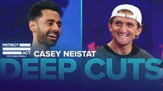 Deep Cuts: Hasan & Casey Neistat On YouTube's Downside | Patriot Act with Hasan Minhaj | Netflix