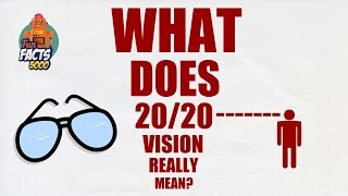 What Does 20/20 Vision Really Mean?