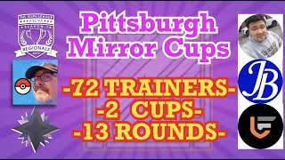 Pittsburgh's Biggest PvP Event Ever!!  Mirror Cups with KiengIV