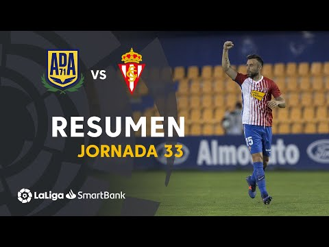 Highlights AD Alcorcón vs Real Sporting (0-2) from YouTube · Duration:  1 minutes 31 seconds