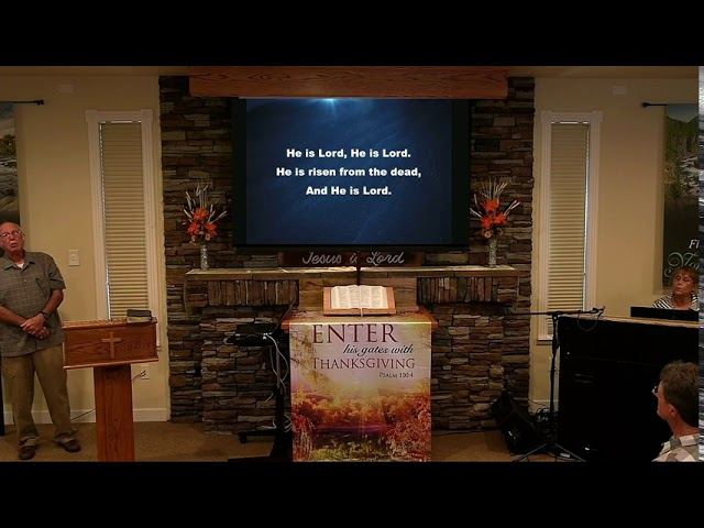 Sunday Service - Sept 27, 2020 - Psalm 119 Finding Comfort in Gods Covenant