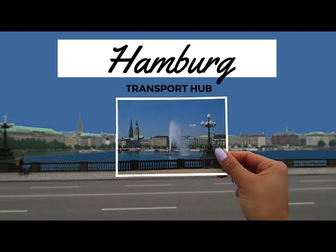 EUROTRIP Travel Vlog in HAMBURG, Germany