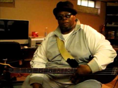 """Detroit Bass Player """"Tony Green"""" interview"""