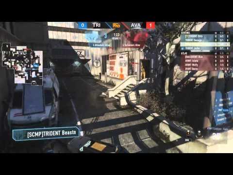 ACL Sydney - WBR3 - TRIDENT Esports vs AVANT-GARDE - Game 1, 2 & 3
