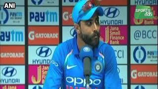 Ind vs WI : रवींद्र जडेजा ने कहा रोहित और विराट जैसा कोई नहीं । Guwahati ODI | Sports Tak