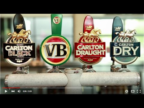 Knowledge Sharing Video - Carlton & United Brewers
