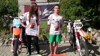 IceBucketChallenge Dominika Orlik & WiktorJasiński