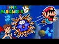 This was a MISTAKE [w/ Miss Editor] | Super Mario World Co-Op Quest 2 #2 | ProJared Plays