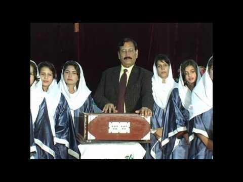 Urdu gospel songs by Malik Latif