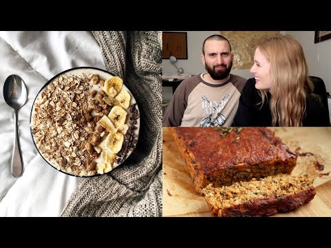 What We Ate Today As A Vegan Couple + RECIPES