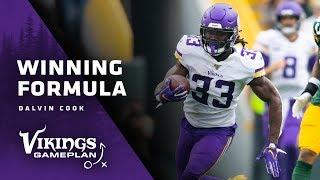 Winning Formula: How Long Can The Minnesota Vikings Ride Dalvin Cook?