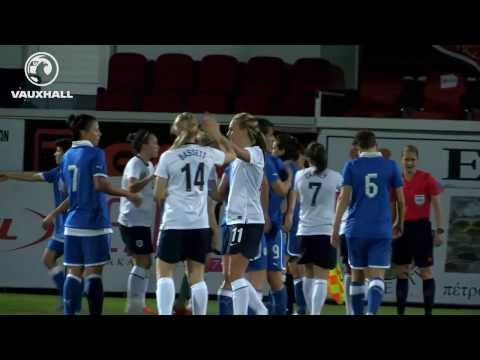 ENGLAND VS ITALY 2-0: Goals and highlights from Women's Cyprus Cup Tournament (courtesy of the BBC)