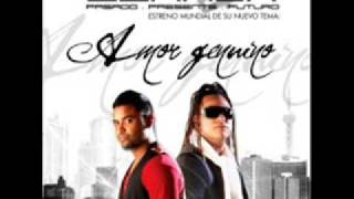 Zion y Lennox - Amor Genuino*** New Song*** Original ***Abril 2009***