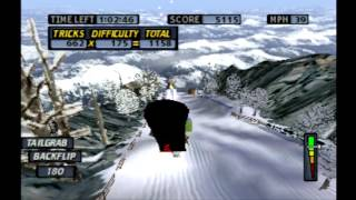 Cool Boarders 4 - PS1