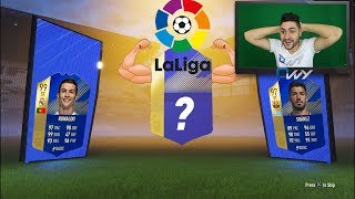 GUARANTEED LA LIGA TOTS SBC PACK OPENING - WE PACK A GREAT PLAYER !!! FIFA 18 ULTIMATE TEAM