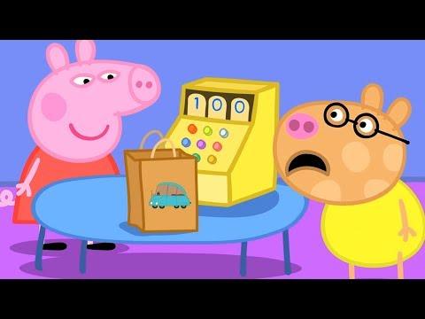 Мультфильм свинка пеппа на русском смотреть бесплатно все серии