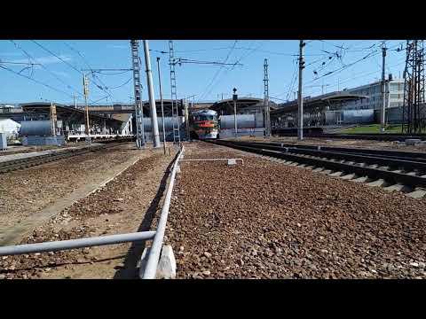 ЭР2К-980 на станции Мытищи