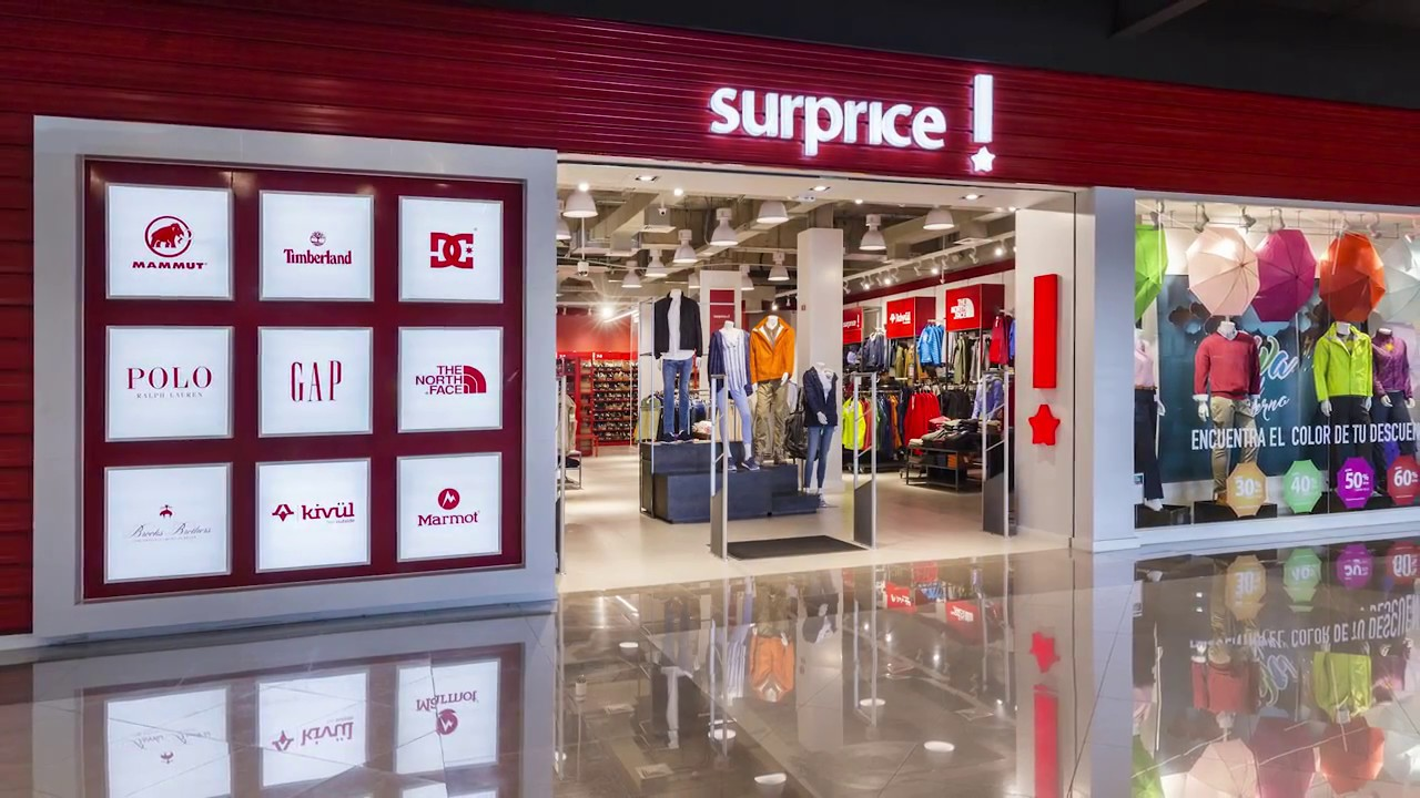 Surprice Paseo Shopping Mall Quillota - YouTube