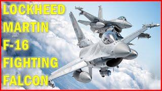 Documental Odisea: F-16 El Mejor Caza Polivalente del Mundo - Guerreros del Aire