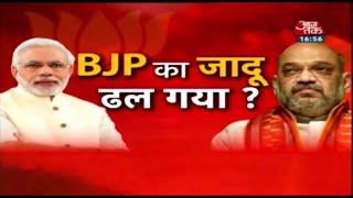 Maharashtra की महाभारत के बाद देखिये क्या BJP का जादू ढल गया ? | Dangal With Rohit Sardana