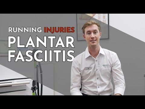 Heel Pain (Plantar Fasciitis) Ryan Marshall, Singapore Podiatrist