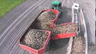 Amity Technology Sugar Beet Harvest