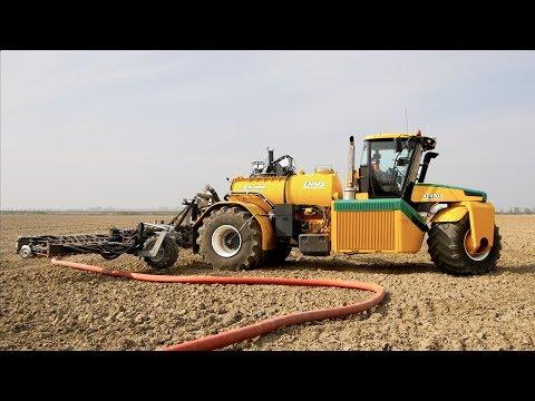 Feeding the Soil   Ploeger Umbilical Slurry System / Drag Hose   Tontrans / Bogerman