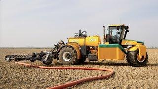 Feeding the Soil | Ploeger Umbilical Slurry System / Drag Hose | Tontrans / Bogerman