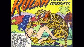 Repeat youtube video Rulah Jungle Goddess: Zoot Comics #7