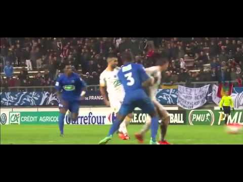 Amiens AC 0-1 OSC Lille (Coupe de France) - Goals and Highlights