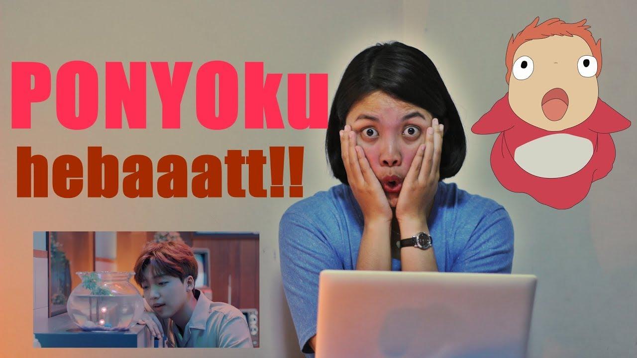 JEONG SEWOON - JUST U MV REACTION INDONESIA - YouTube