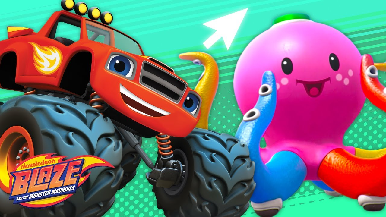 Download Video Game Blaze Vs Giant Toys! | Science Games For Kids | Blaze and the Monster Machines