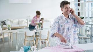 #شو_صاير -  لهذا السبب يتملص #الرجال من مساعدة زوجاتهن في الاعمال المنزلية