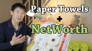 How Paper Towels Relate to NetWorth | BeatTheBush