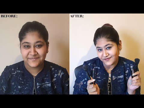 Magic Wings |My First Video| My Way Of Make Up |Transformation| MW