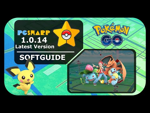 PGSHARP Pokemon GO Joystick for Non-Rooted April 2020 | NO ROOT - NO VMOS