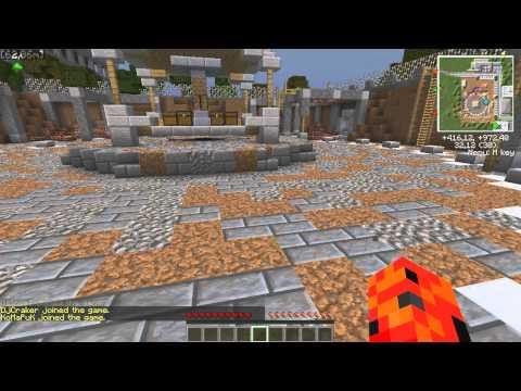 Minecraft пиратский лаунчер HungerGames (голодные игры) и 1 сериа (мы заташили)