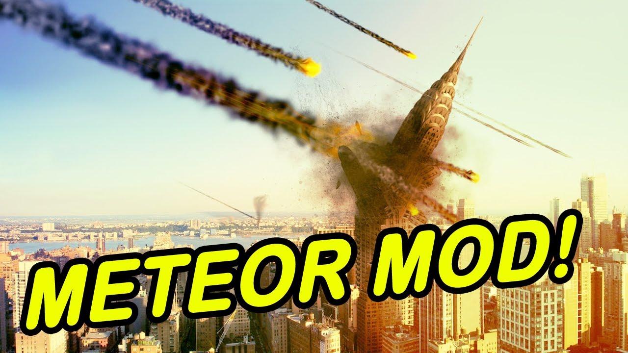 Minecraft | METEOR MOD...