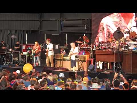 Dead & Company – Brown-Eyed Women – Alpine Valley Music Theatre – July 9, 2016