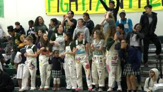 High School Basketball Ranchview vs North Hills Boys 1 17 17