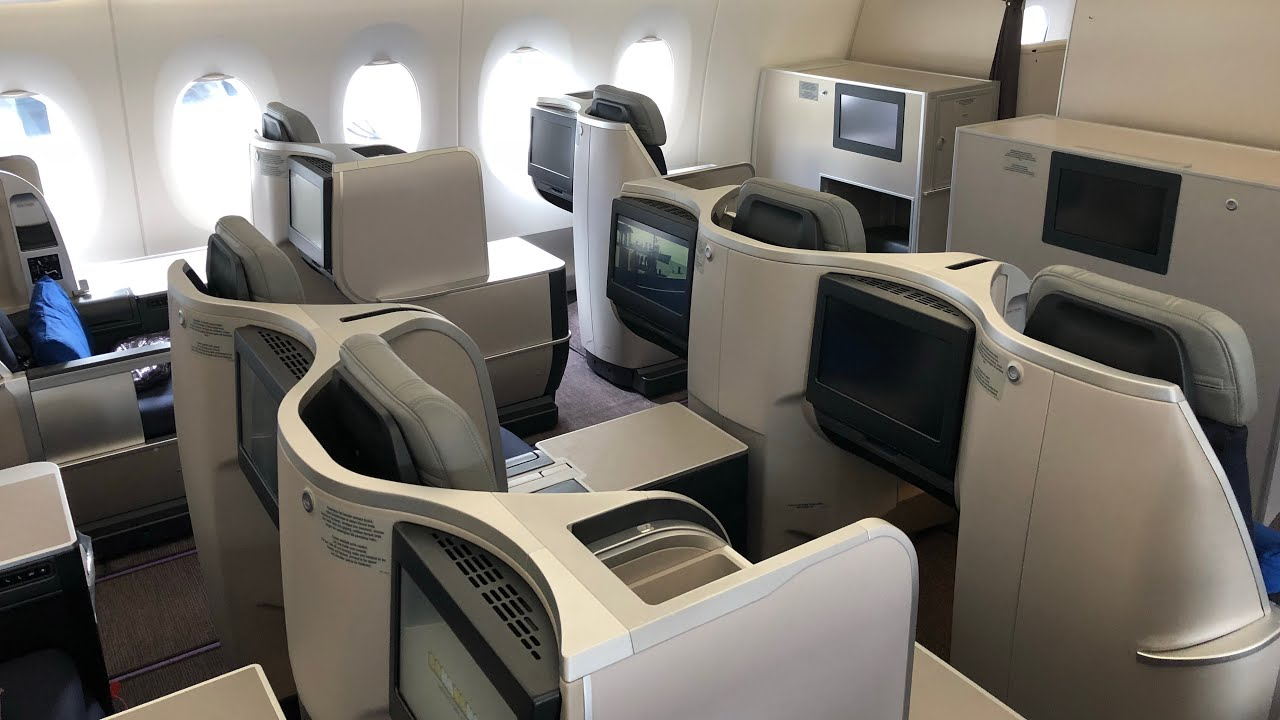 quick review malaysia airlines a350xwb business class. Black Bedroom Furniture Sets. Home Design Ideas